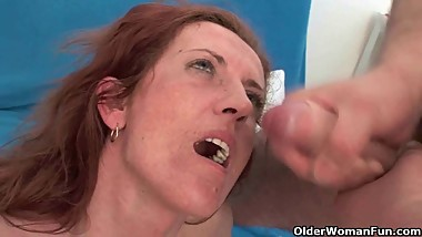 Mom loves it when you cum in her mouth