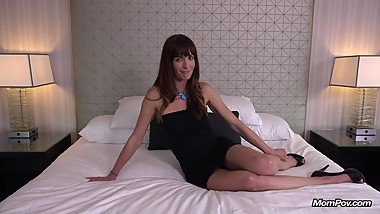 Amateur Spanish Lady gets fucked POV