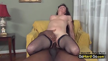 Alexandra Silk Dreaming of Black Cocks