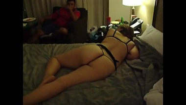 Phuong from DATES25.COM - Amazing milf ass 2015