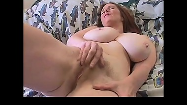 40 plus Busty and Hairy by Troc