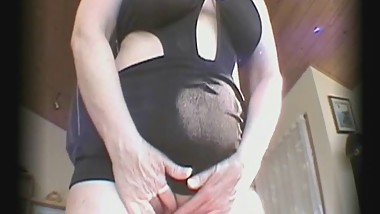 Great quality hidden cam. Mom and dad having fun !