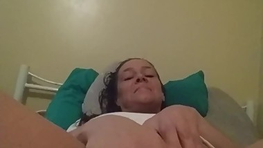 Wet Milf Pussy Play for Daddy