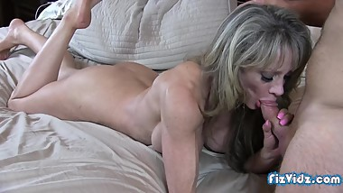Cheating Wife Fucks Hubbies Best Friend