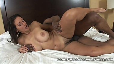 DOCEAN Sexy MILF Persia Monir is craving Cream filling from her BBC lover