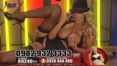 Red Light Central TV: 29JUL2011 Lucy Zara and Dannii Harwood