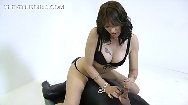 Zoey's Special Milking Treatment