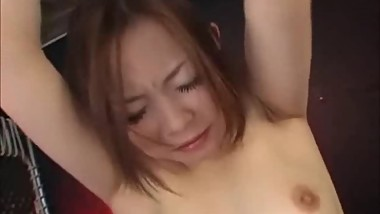 Asian daughter Dominated By NOT HER  Mom